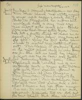 May Bragdon Diary, January 11, 1903 – January 18, 1903, p. 127