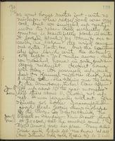 May Bragdon Diary, January 17, 1903 – January 19, 1903, p. 129