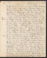 May Bragdon Diary, January 19, 1903 – February 16, 1903, p. 131