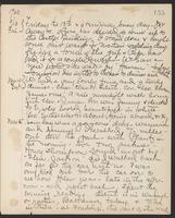 May Bragdon Diary, March 13, 1903 – March 15, 1903, p. 135