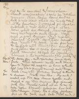 May Bragdon Diary, March 22, 1903 – April 13, 1903, p. 137