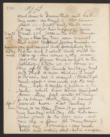 May Bragdon Diary, March 22, 1903 – April 5, 1903, p. 138