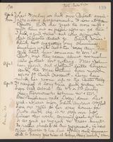 May Bragdon Diary, April 1, 1903 – April 13, 1903, p. 139