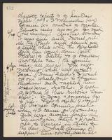 May Bragdon Diary, June 19, 1903 – July 4, 1903, p. 152