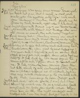 May Bragdon Diary, July 18, 1903 – July 23, 1903, p. 157