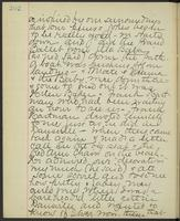 May Bragdon Diary, August 28, 1893, p. 202