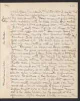 May Bragdon Diary, July 29, 1903 – July 30, 1903, p. 177