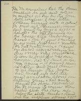 May Bragdon Diary, August 29, 1893, p. 208