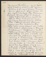 May Bragdon Diary, August 29, 1893, p. 210
