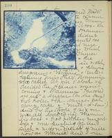 Occluded Image of May Bragdon Diary, August 29, 1893, p. 210