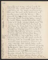 May Bragdon Diary, August 3, 1903 – August 4, 1903, p. 196