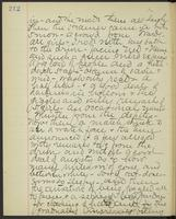 May Bragdon Diary, August 29, 1893, p. 212