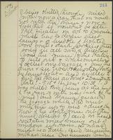 May Bragdon Diary, August 29, 1893, p. 213