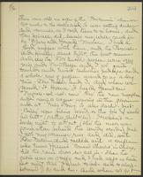 May Bragdon Diary, August 5, 1903, p. 203