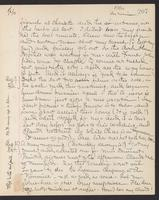 May Bragdon Diary, August 6, 1903 – August 8, 1903, p. 207