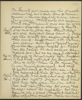 May Bragdon Diary, August 18, 1903 – August 21, 1903, p. 211