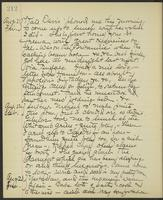 May Bragdon Diary, August 21, 1903 – August 23, 1903, p. 212