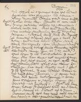 May Bragdon Diary, August 23, 1903 – August 29, 1903, p. 215