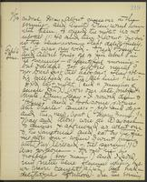 May Bragdon Diary, September 5, 1903 – September 6, 1903, p. 219