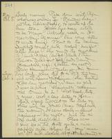 May Bragdon Diary, October 5, 1903 – October 6, 1903, p. 234