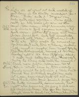 May Bragdon Diary, October 6, 1903 – October 9, 1903, p. 235