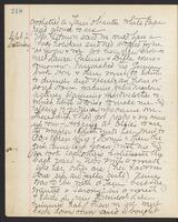 May Bragdon Diary, September 1, 1893 – September 2, 1893, p. 218