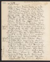 May Bragdon Diary, October 23, 1903 – October 25, 1903, p. 244