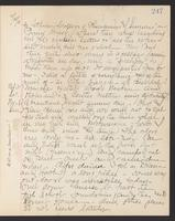May Bragdon Diary, October 30, 1903 – November 1, 1903, p. 247