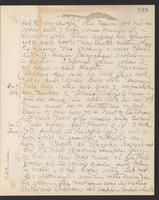 May Bragdon Diary, November 3, 1903 – November 5, 1903, p. 249