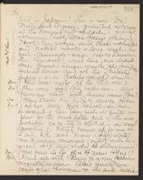 May Bragdon Diary, November 8, 1903 – November 11, 1903, p. 251