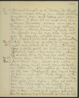 May Bragdon Diary, November 13, 1903 – November 15, 1903, p. 253