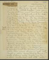 May Bragdon Diary, November 17, 1903 – November 18, 1903, p. 255