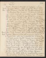 May Bragdon Diary, November 23, 1903 – November 25, 1903, p. 259