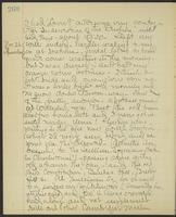 May Bragdon Diary, November 25, 1903 – November 26, 1903, p. 260