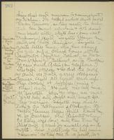 May Bragdon Diary, November 26, 1903 – November 27, 1903, p. 262