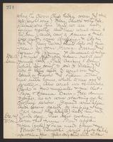 May Bragdon Diary, December 12, 1903 – December 14, 1903, p. 274