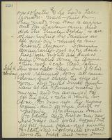 May Bragdon Diary, September 3, 1893 – September 4, 1893, p. 220
