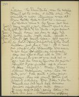 May Bragdon Diary, January 22, 1904 – January 25, 1904, p. 288