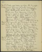 May Bragdon Diary, February 5, 1904 – February 7, 1904, p. 292