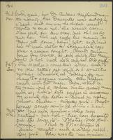 May Bragdon Diary, February 8, 1904 – February 10, 1904, p. 293