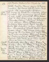 May Bragdon Diary, September 6, 1893 – September 8, 1893, p. 223