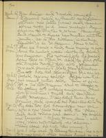May Bragdon Diary, March 6, 1904 – March 11, 1904, p. 5