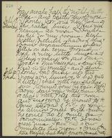 May Bragdon Diary, September 18, 1893 – September 20, 1893, p. 228