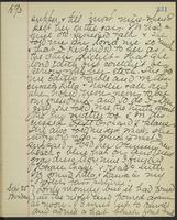 May Bragdon Diary, September 24, 1893 – September 25, 1893, p. 231