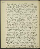 May Bragdon Diary, September 25, 1893, p. 232