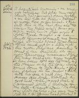 May Bragdon Diary, September 26, 1893 – September 27, 1893, p. 233