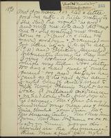 May Bragdon Diary, September 28, 1893, p. 235
