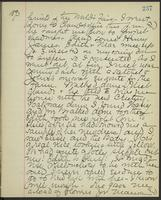 May Bragdon Diary, September 30, 1893, p. 237