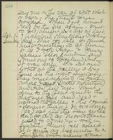 May Bragdon Diary, September 30, 1893 – October 1, 1893, p. 238