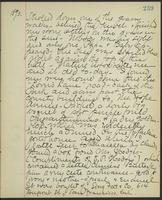 May Bragdon Diary, October 1, 1893, p. 239